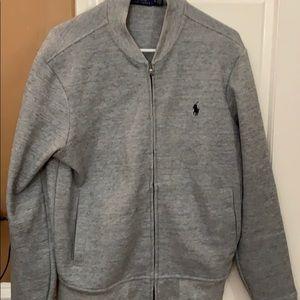 Men's medium Ralph Lauren cotton jacket no hood.